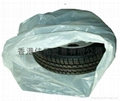 Disposable Tyre Bag