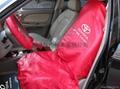 PU/PVC汽车座套