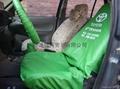 PU/PVC car seat cover
