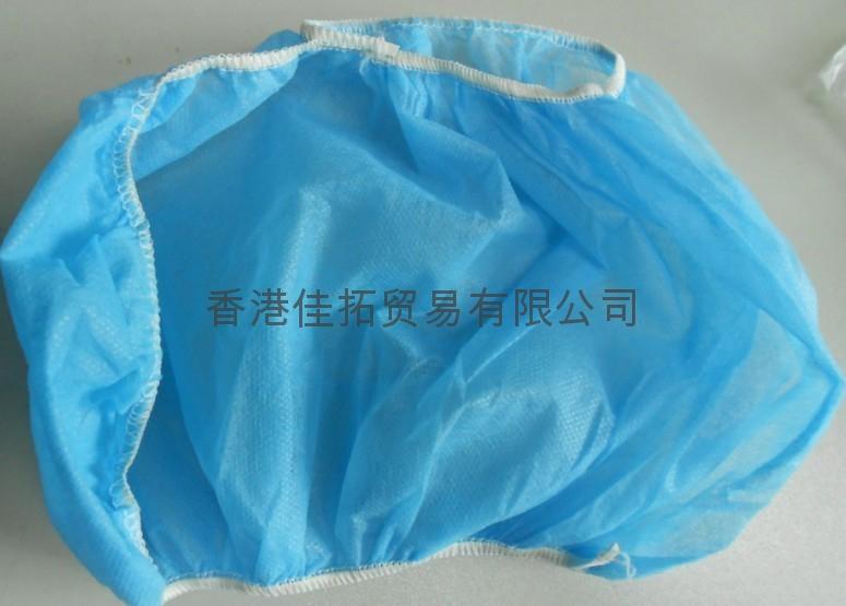 Anti-slip disposable PE/CPE/PP Shoe Cover 2