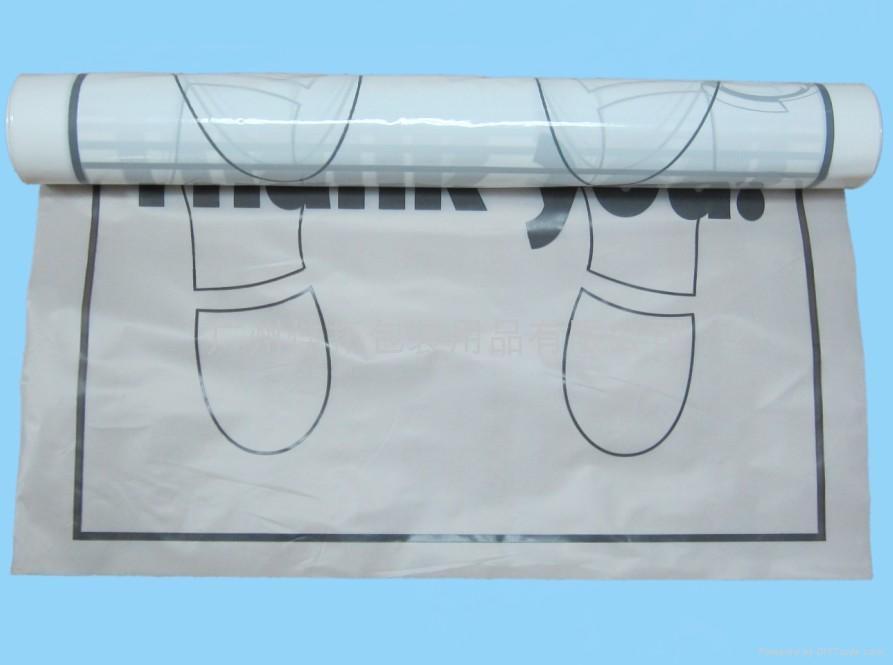 一次性汽车塑料脚垫 3