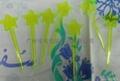 塑料水果签