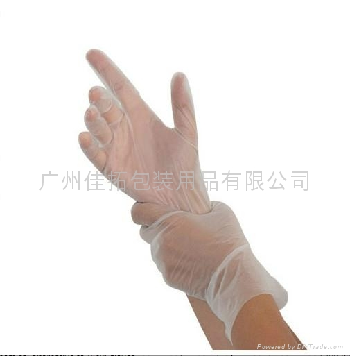 Disposable Copolymer gloves 1