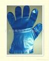 食品级塑料手套 薄膜手套