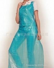 一次性塑料圍裙,HDPE圍裙,LDPE圍裙