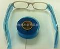 一次性塑料眼镜架套 美容美发用
