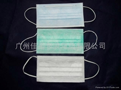 Non-woven Two Layer Face Mask