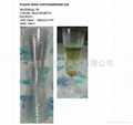 Plastic wine cup / champagne cup 2