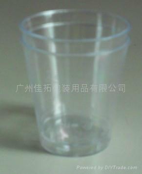 一次性透明高档烈酒杯/小酒杯 1