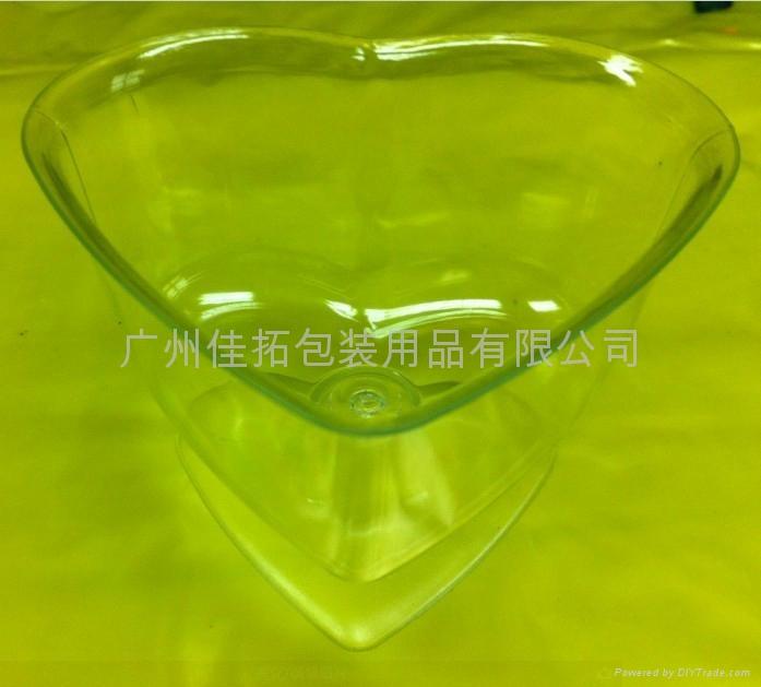 一次性透明高檔啫喱杯 1