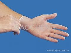 一次性塑料加厚CPE/TPE手套無毒無味安全衛生