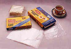 Plastic bag series (garb