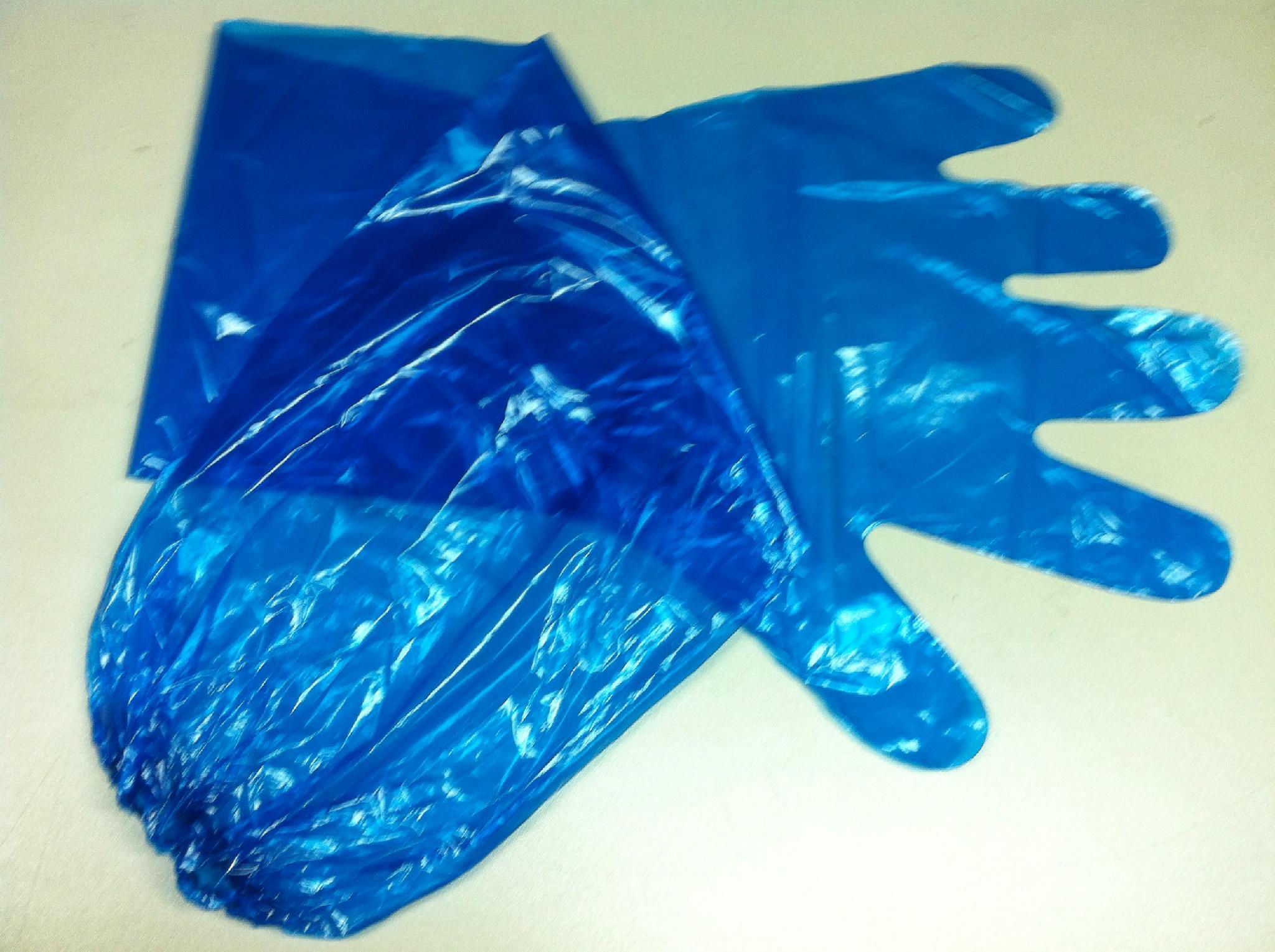 shoulder gloves