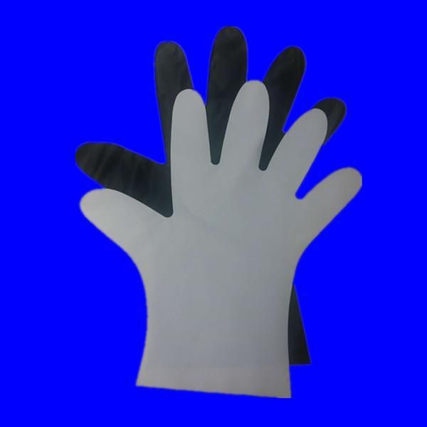 TPE gloves/ Elastic hybrid gloves for food preparing 1