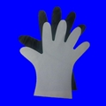 TPE gloves/ Elastic hybrid gloves for food preparing