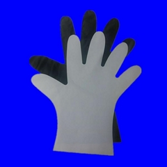 TPE gloves/ Elastic hybrid gloves for food preparing (Hot Product - 1*)