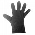 TPE gloves/ Elastic hybrid gloves for food preparing 3