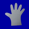 Disposable CPE gloves for food preparing