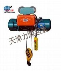钢丝绳电动葫芦CD1型
