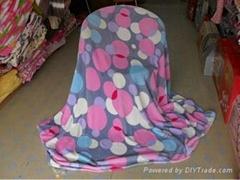 法蘭絨毛毯