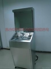 不锈钢304全自动给皂洗手烘干一体机