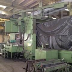 CNC Slideway Grinding Machine WALDRICH COBURG Model: SP 4025