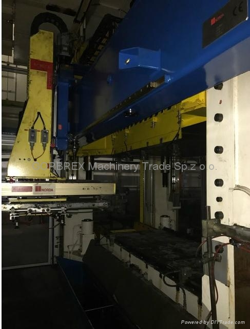 Hydraulic Press SCHULER HYDRAP 500 3