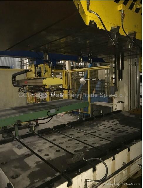 Hydraulic Press SCHULER HYDRAP 500 4