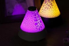 創意七彩LED燈藍牙音箱禮品音箱