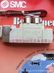 電磁閥 原裝正品SY5120-5LZD-C6 假一賠百