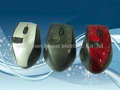 2.4G无线鼠标(LXW-256)