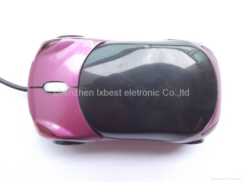 汽车鼠标(LX-831) 2