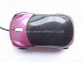 optical car mouse LX-831