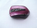 无线鼠标 2.4G无线滑鼠 工厂直销 LXW-271 2