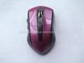 无线鼠标 2.4G无线滑鼠 工厂直销 LXW-271 3