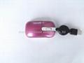mini optical mouse ,cheap mouse(LX-639)