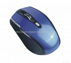 Colorful hot sale custom wireless mouse LXW-221