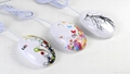 Ergonomic Design Water Printing 3D Optical Wired Mouse LX-517