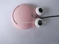 LX-816B卡通光電鼠標