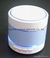 7 color led bluetooth speaker