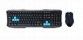 wireless keyboard&mouse combo
