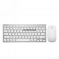 wireless keyboard&mouse combo 5