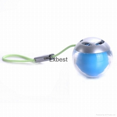 圓型藍牙音箱