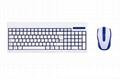 Keyboard & Mouse with Silent switch