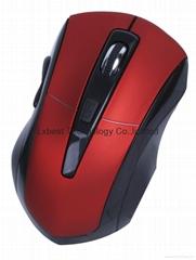 无线鼠标 2.4G无线滑鼠 工厂直销 LXW-271