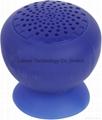 Sucking bluetooth speaker