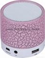 Colorful Bluetooth Speaker  1