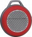 Outdoor cute bluetooth speaker