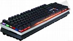 新款游戏键盘