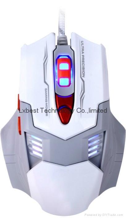 7D游戏鼠标 1